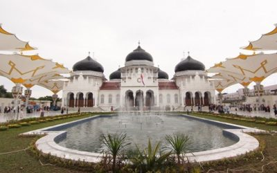 Baiturrahman Historical Grand Mosque
