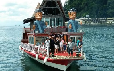 Floating Batak House