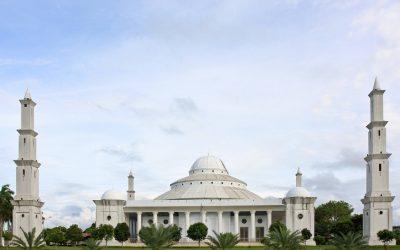 At Taqwa Grand Mosque