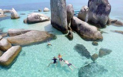 Tanjung Kelayang Geopark