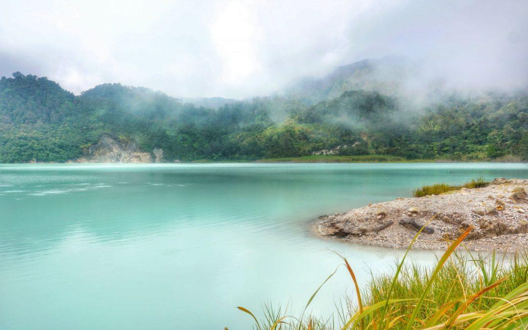Telaga Bodas Crater Lake