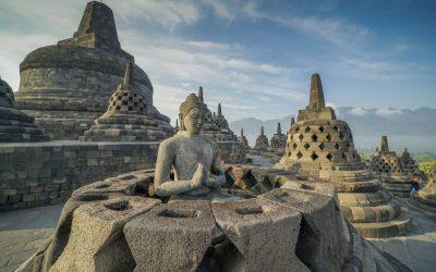 Borobudur Temple UNESCO WHS