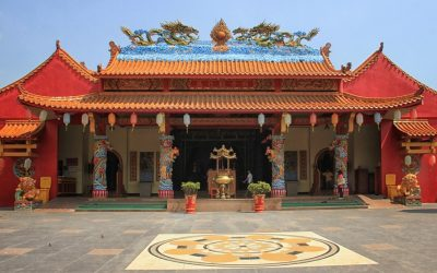 Vihara Avalokitesvara Banten