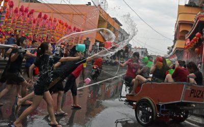 Festival Cian Cui di Selat Panjang