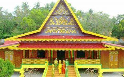 Daik Lingga Royal Palace