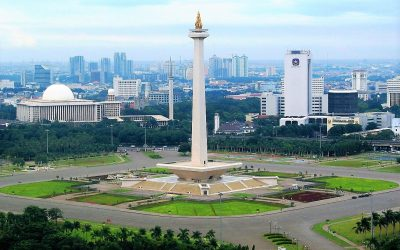 National monument – The Monas