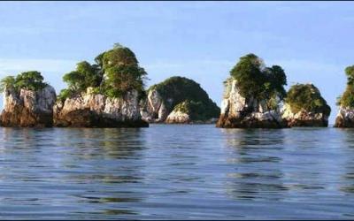 Jemur Island Riau