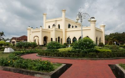 The Sri Indrapura Siak Kingdom