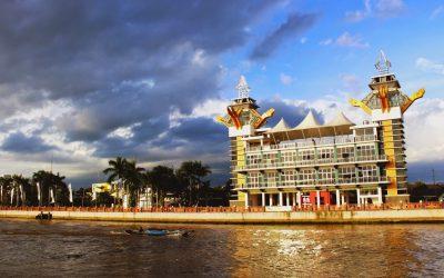 Taman Siring Tower