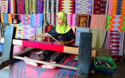Sukarara Textile Village