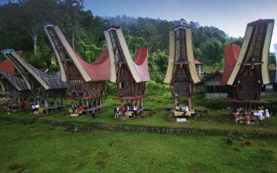 Tana Toraja – Cagar Budaya Nasional